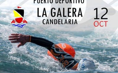 IX Travesía a nado Puerto Deportivo La Galera