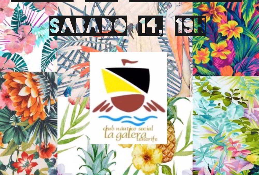 Fiesta del estampado Sábado 14