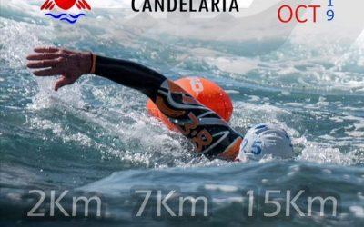 Fotos de la IX Travesía a nado La Galera
